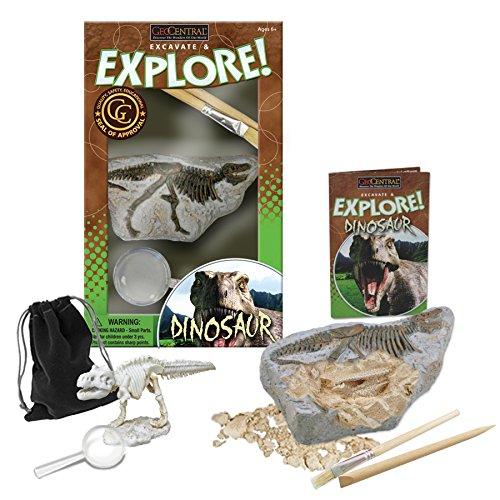 GeoCentral Excavation Dig Kit - Dinosaur DGEDN