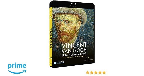 Vincent Van Gogh - Una nueva mirada - BD [Blu-ray]: Amazon ...