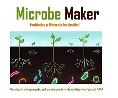 Compost Tea Microbe Brewer Starter Kit - Probiotics for the Garden by Bootstrap Farmer