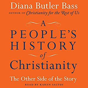 A People's History of Christianity Audiobook