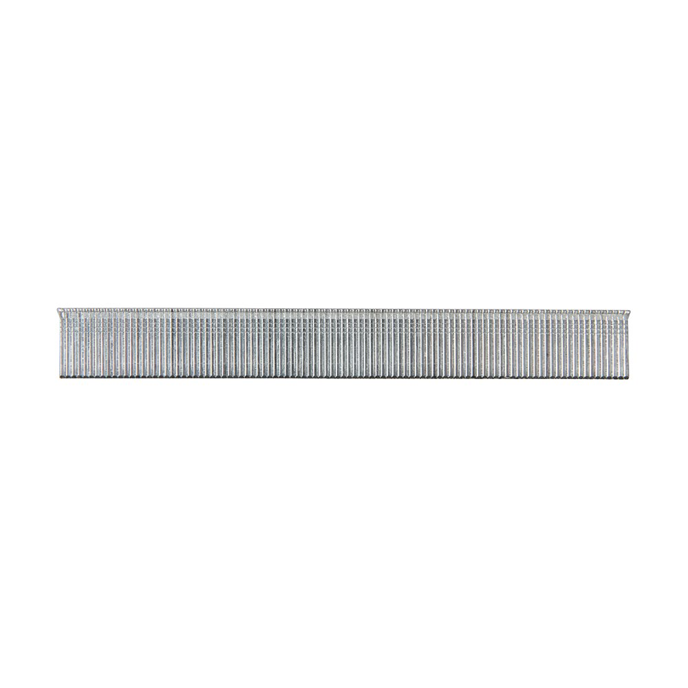 Fixman Galvanised Smooth Shank Nails 18g 5000pk 14 x 1.25mm 781047 Galvanised