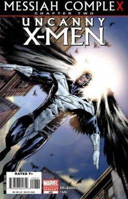 "Uncanny X-men #492 ""2nd Print Variant"" pdf epub"