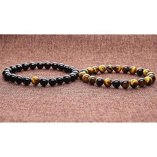 1240e9e560 COAI You Complete Me Tourmaline Stones Long Distance Relationship Matching Couples  Bracelets Valentine's Day Gift