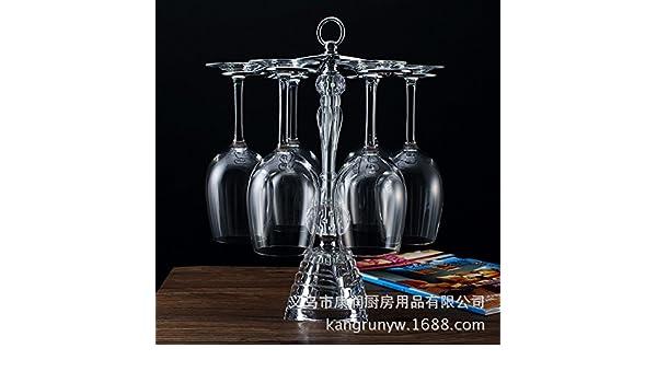 GXS Portavasos copa de cristal Crystal Crystal leyenda marco adornos artesanales caseros de cristal: Amazon.es: Hogar