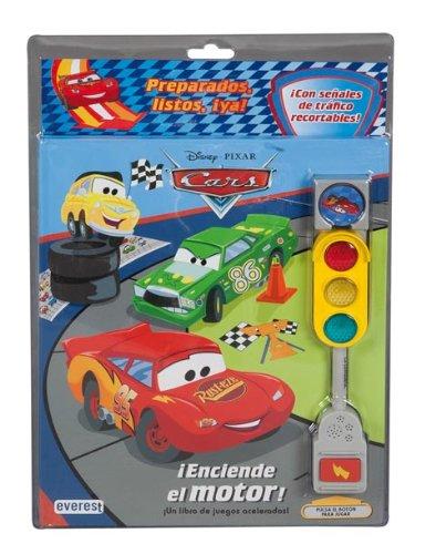 Cars. ¡Enciende El Motor! (+ Semáforo) (Libros singulares)