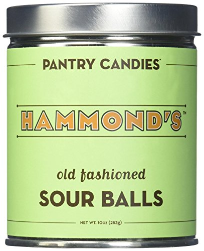 (Hammonds Old Fashioned, Sour Balls, 10 Ounce)