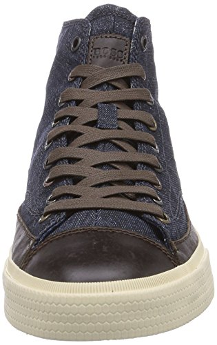 BOSS Orange Herren Sneaker Trebid Blau (Dark Blue 401)