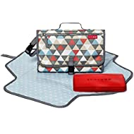 Pronto Signature Portable Changing Mat, Cushioned Diaper...