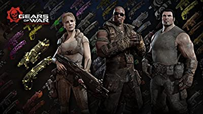 Gears of War: Ultimate Edition, Standard - Xbox One [Digital Code]