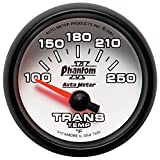 Auto Meter 7549 Phantom II Transmission Temperature Gauge