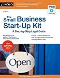 img - for The Small Business Start-Up Kit: A Step-by-Step Legal Guide book / textbook / text book