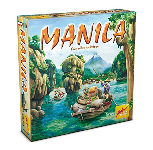 Zoch Verlag GmbH Manila Board Game