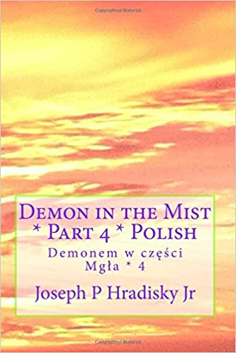Demon in the Mist * Part 4 * Polish: Volume 4 (Demonem w części Mgla)