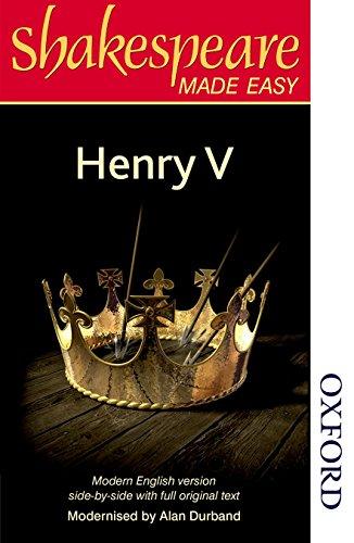 Shakespeare Made Easy - Henry V