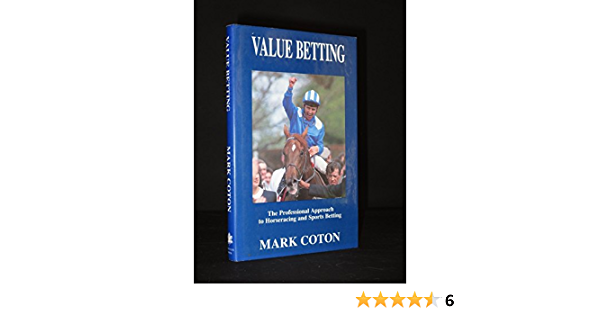 Mark coton value betting river sports betting jobs in las vegas