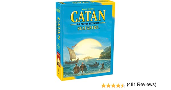 Catan: Seafarers 5-6 player Extension: Amazon.es: Juguetes y juegos