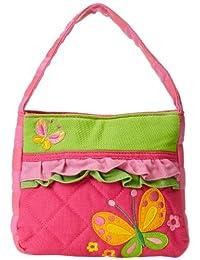 Stephen Joseph girls little girls' quilted purse