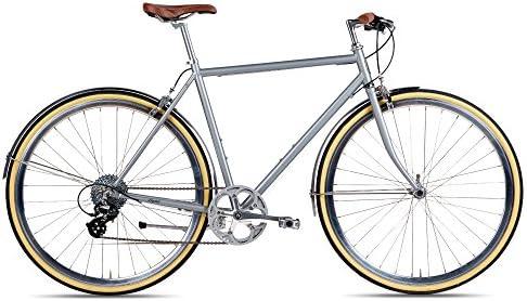 Populo Bikes Legend Bicicleta clásica de 8 velocidades para toda ...