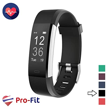 Fit Heart Sleep Plus Ip67 Waterproof Monitorid115 Veryfitpro Fitness Hr Tracker Pro Active Activity Rate nmN80w