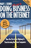 Doing More Business on the Internet, Mary J. Cronin, 0471287016