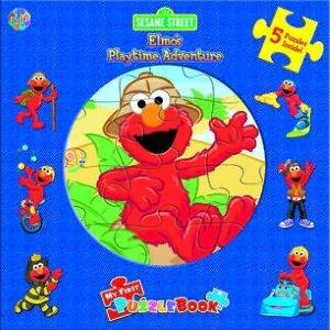 Elmo's Playtime Adventure Puzzle Book ()