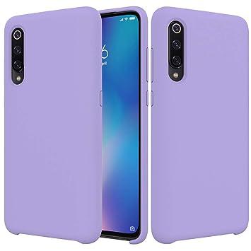 HOOPOM Liquid Silicone Gel Rubber For Xiaomi Mi 9 Case ...