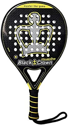 Pala de Pádel Piton 7.0 Soft | Black Crown | Nivel: Avanzado ...