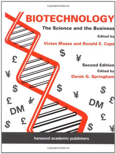 Biotechnology: The Science and the Business