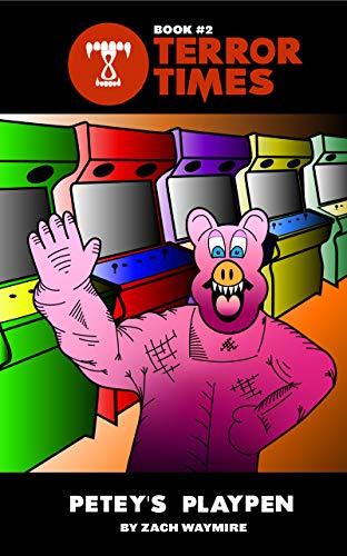 Five Nights At Freddy's 4 Story Halloween (Petey's Playpen (Terror Times Book)