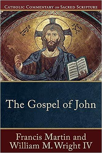 Book The Gospel of John (Catholic Commentary on Sacred Scripture)