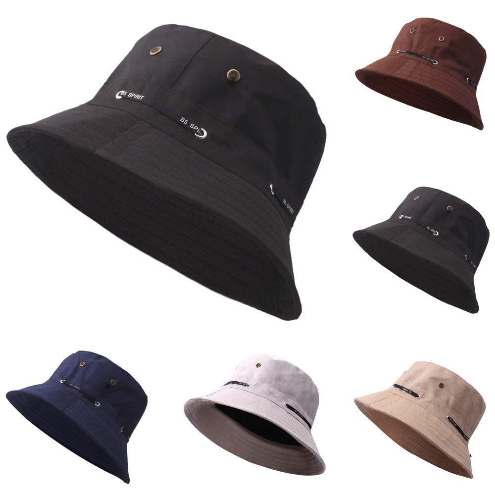 Koly の Chapeau de soleil Hommes adultes et femmes