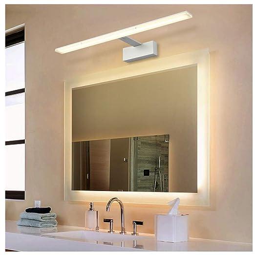 Ralbay Lampada Specchio Bagno - 14W Applique da Parete ...