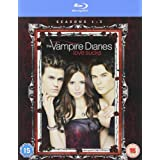 The Vampire Diaries: Love Sucks - Season 1-3