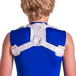 Pediatric Clavicle Fracture Figure-8 Brace for Child\'s Broken Collarbone - S