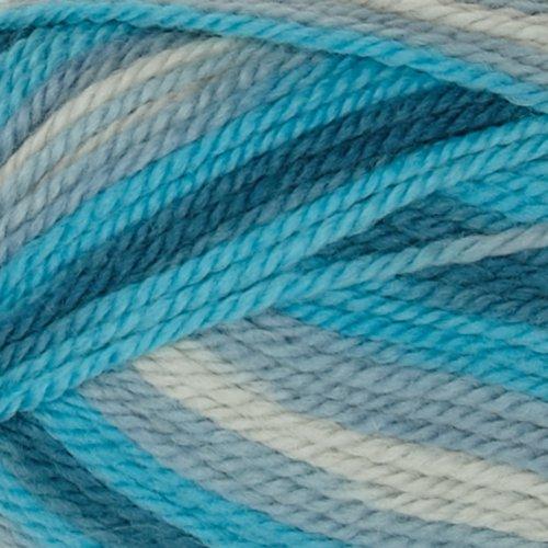 Classic Wool Yarn (Patons Classic Wool Yarn (77735) Seabreeze Ombre)