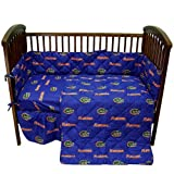 Florida 5 Pc Baby Crib Logo Bedding Set by College Covers