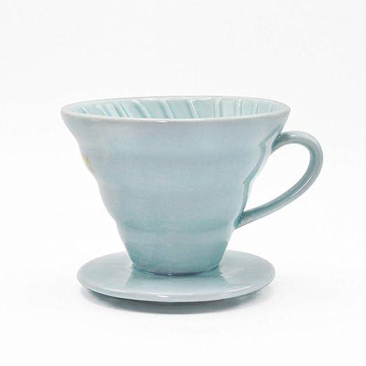 COKFEB Filtro de café Motor de Goteo de café de cerámica ...