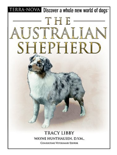 The Australian Shepherd (Terra-Nova Series) -