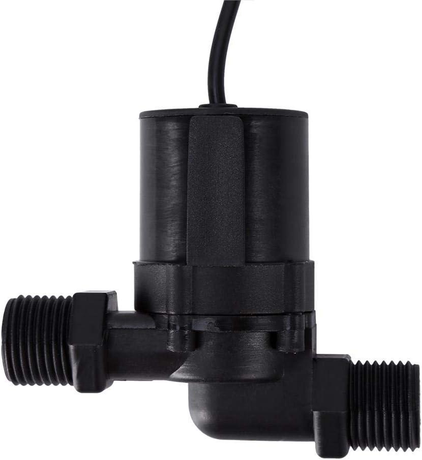 Cafopgrill Solarwasser Umw/älzpumpe Brushless Motor Wasserpumpe 600L H IP68 Wasserdichter Stecker DC 12V f/ür Solarumw/älzsystem Wasserumw/älzsystem