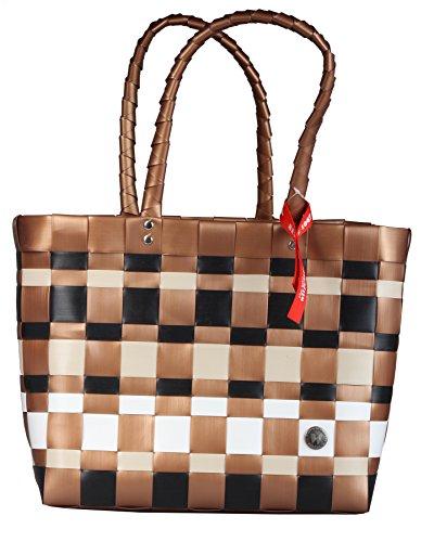 Witzgall Sac shopper au style rétro Multicolore