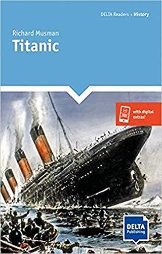 Titanic  Lektüre + Delta Augmented  DELTA Readers  History