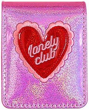 Lai-LYQ - Estuche para lápices labiales con diseño de amor láser: Amazon.es: Belleza