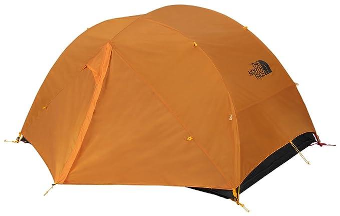 The North Face Talus 3 Tent - Golden Oak/Saffron Yellow