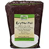 Now Foods: Pure Erythritol Crystallinem, 2.5 lb