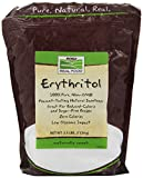 Now Foods Erythritol, 2.5 Pound
