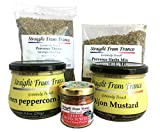 Straight from France - French Seasoning Assortment basket 5 products