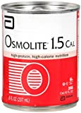 Cheap Osmolite 1.5 Cal High-Protein High-Calorie Nutrition Supplement 8 oz Can