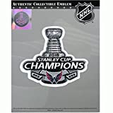 National Emblem 2018 NHL Stanley Cup Final Champions Washington Capitals  Jersey Patch at Amazon.com fd4dfacc7