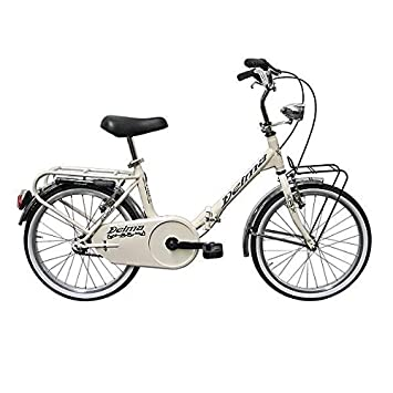 DELMA MISS bicicleta 24 , 1 Velocidad beige (plegables) %2F Bicycle MISS