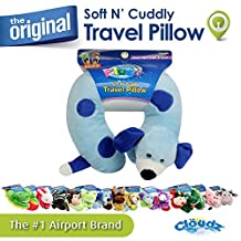 Cloudz Plush Animal Pillows - Dog
